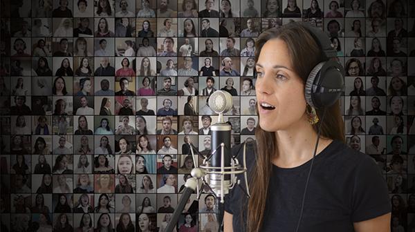 Video Salve regina (madre misericordia) música católica Canto Católico