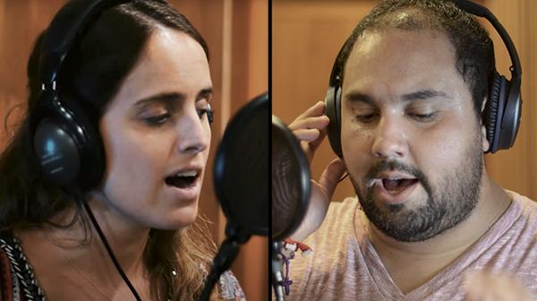 Video vayamos cristianos, adeste fideles música católica