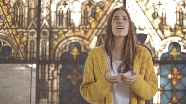 Video ven Espíritu Divino, Espíritu Santo música católica